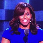 """""""I wake up every morning in a house that was built by slaves"""" @michelleobama 🔥 #respect #neverforget #DemsInPhilly https://t.co/TLTVWqdtlI"""