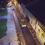 Parceria entre Govs. @FlavioDino e @EHolandaJr propicia recapeamento asfáltico no Centro Histórico de São Luís. https://t.co/O17xzdnmR1