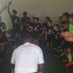 """""""Zoom"""" post-match pour célébrer la qualification en 1/4 de finale!#SCCLU13! #SoyAficionado #IMFC @academieimpact https://t.co/IwO9KTPRtk"""