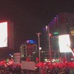 Demokrasi nöbetimize Kızılayda devam ediyoruz. #MeydanlarÇokGüzelGelsenize https://t.co/QkRAWbIICk