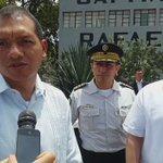 Ministro Rivas reafirma el compromiso de las autoridades del #Mingob en la lucha contra la delincuencia organizada. https://t.co/I5eC6SsGOv