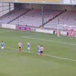 .@LincolnCity_FCs Matt Rhead sees his penalty saved by Peterborough keeper Mark Tyler https://t.co/FmSBSVrPv7