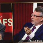 """Emekli Amiral Semih Çetin: """"FETÖ ilk olarak  #sarılacivertduvar a ve Aziz Yıldırıma tosladı. https://t.co/9IN8pCkbuH"""