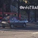 Por estos tres carros chocados está parado Periférico sur, Bethania zona7 • @prensa_libre @amilcarmontejo #traficogt https://t.co/Gzkc6j6P6M