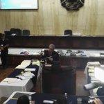 Juez suspende la audiencia para mañana, por la hora y poca luz en sala de vistas https://t.co/8N1yiaPxEI