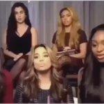 se me cayeron lágrimas no puedo chau #MTVHottest Fifth Harmony https://t.co/EJhNzdklQF