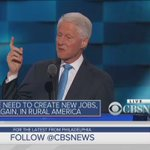 """.@BillClinton: """"She worked to empower women and girls around the world"""" https://t.co/H9n7JKbYS7 #DemsInPhilly https://t.co/1gLHj4UDJd"""