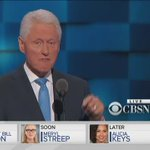 """""""@HillaryClinton is the best darn change maker Ive ever known,"""" exclaims @BillClinton https://t.co/0pAcSErchm https://t.co/Ir2ZLRv8U8"""