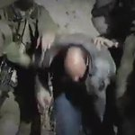 A #Palestinian man asked IOF to stop shooting Gas at them, watch how they responded to him. https://t.co/dbE3t0hiIl