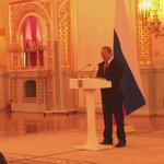 Путин - олимпийцам: Недальновидные политиканы не оставляют в покое спорт, ситуация вышла за рамки здравого смысла https://t.co/Cvta7rSq6I