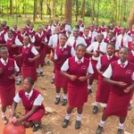 Students at St Peters School in Mumias during Kenya Music Festivals Nzoia region. Watch more https://t.co/3pt6LO0md4 https://t.co/sVTN585j9k