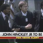 Breaking News: John Hinckley, Jr., the man who tried to assassinate President Ronald Reagan, will be freed. https://t.co/mV89wA27cg