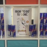 Thank you @RedBullUK for giving us wings!! #4pmFinish https://t.co/EB8Ly0Cn6U