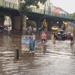Der Schönhauser Fluss. #Gewitter #Unwetter #Berlin #PrenzlauerBerg https://t.co/CySA5r4TvH