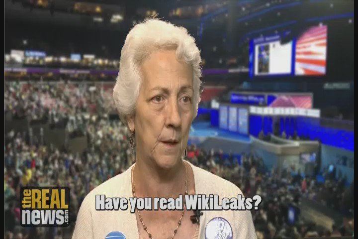 """""""We knew all along what was going on"""" @PortiaABoulger https://t.co/2fwwqPsw9E #DNCWalkOut #DemsInPhilly https://t.co/CL7zkhNv27"""