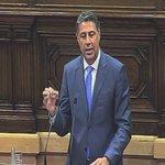 Potser el Sr. @Albiol_XG encara no sha recuperat de la rèplica del @vicepresicat @junqueras al #Parlament. https://t.co/3Aqek8CUeX