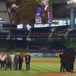 LIVE: The unveiling of the 2017 #MLB @AllStarGame logo at @MarlinsPark https://t.co/3u7aKhhDpM