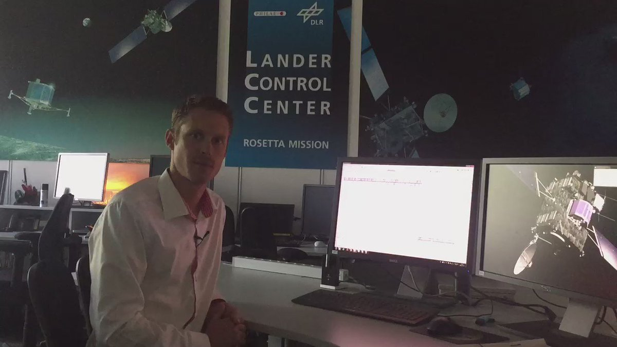 #GoodbyePhilae: Communication unit switched off... A last #VideoUpdate from #Philae s Control Center at DLR https://t.co/mxz21AAvZy