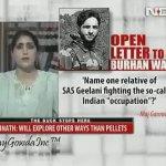 Major Gaurav Arya Tight Slaps Barkha Dutt Over Burhan Wani https://t.co/zTGPCBVbOX