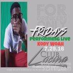 #ForDrinkersOnlyLIVE KodyWoah-Kardashian LIVE tomorrow https://t.co/rhgMYFjdNd