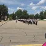 Sergeant Majors Parade. #staycation #yqr @RCMP_HC https://t.co/bWwm2BrPrc