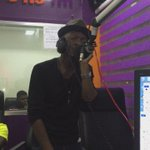 @senahuks performing his brand new single, #Marryme on #acousticnight on #touchdownlive on @live919fm .. https://t.co/S4W02vmEAs