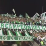 Daqui a pouco é final da Libertadores, e certeza de grande festa da torcida do Atlético Nacional #Libertadores https://t.co/zbEAGpuLfR
