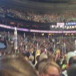 "Chanting ""No more wars!"" #DemsInPhilly #DemConvention https://t.co/vy6ui4DDFN"