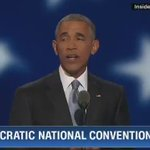 "POTUS: ""The American Dream is something no wall will ever contain."" #DemsInPhilly https://t.co/kl8C5QN1J6"