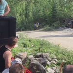 Yes yes yes our friend from norway @MadsOstberg in @MSportWRT flying high and long @RallyFinland shake down #wrc https://t.co/SRxvFagytY