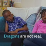 YEAH, IF DRAGONS AREN'T REAL EXPLAIN FIRE?!? #Gogglesprogs #ThursdayThoughts https://t.co/O1zmGF98Vi