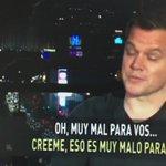 "#MattDamon ""Por supuesto!! sigo siendo hincha de #Boca""👏🏻👏🏻 #BocaEsMundial 🌏🌍🌎 https://t.co/bphSZQSI1l"