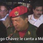 """El amor de #Chavez por nuestro #Mexico"""" #FelizCumpleañosComandante https://t.co/RbeYsWOatN"""