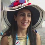 """Amna Hashmi:""""I will tell my great grand kids that Ill be there tonight as a delegate"""" #DemConvention #DemsInPhilly https://t.co/fkp2A6DLXw"""