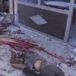 Одина из последних американских бомбардировок Сирии.. Может быть даже извинятся.., хотя о чём это я..  https://t.co/lmsBOZd1DA