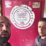 اثنان من شبيحة حلب فرحون باحتلال مليشيات ايران لبني زيد..لو الثوار أرادوا إطلاق هالقذائف كنا ما شفنا أشكالكم القذرة. https://t.co/KTL5lfbdI1