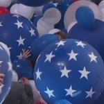 .@billclinton got a balloon and he is keeping it. #DemConvention #DemsInPhilly https://t.co/nWeC8EkxAi