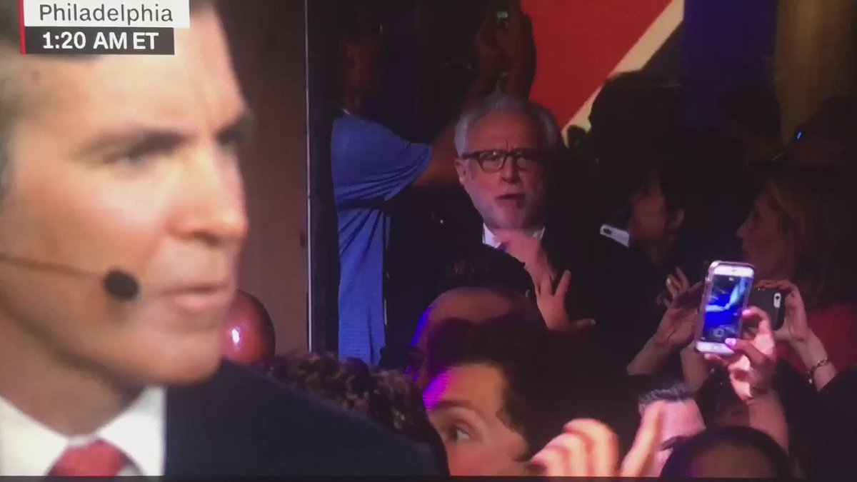 #CNNGrill Turnt UP!!! hahaha #DemConvention ❤️ #DemConvention