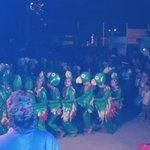 Hoy en el barrio Olaya Herrera me sorprendieron los niños con la danza de los pericos un espectáculo @traslaperla https://t.co/J70jnb79eJ