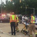 Medics evaluating patient after East Falls Church train derailment @wusa9 https://t.co/1ceCAur3Pu