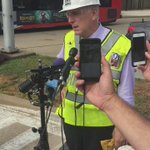 Metro GM Wiedefeld says there was significant damage to two railcars. #wmata https://t.co/2Dp9QXFdQY