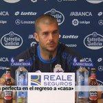 VÍDEO | Rubén Martínez: «Sé la competencia que hay pero mi idea es jugar» https://t.co/MNywlzrNPg https://t.co/tMI3nN8YOt