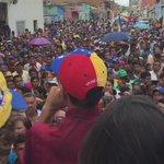 Desde El Tigre #Anzoátegui les digo: con un cambio de gobierno en un año Venezuela empieza a recuperarse. Vamos! https://t.co/COG7ItsUdu