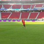 Coutinho, Klavan, Henderson and Clyne in action #LFCtour https://t.co/xA0bl6wtXO