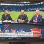 Video: Commentator Jon Champion speaks on Arsenal fans. #afc https://t.co/kqAtSGofCn