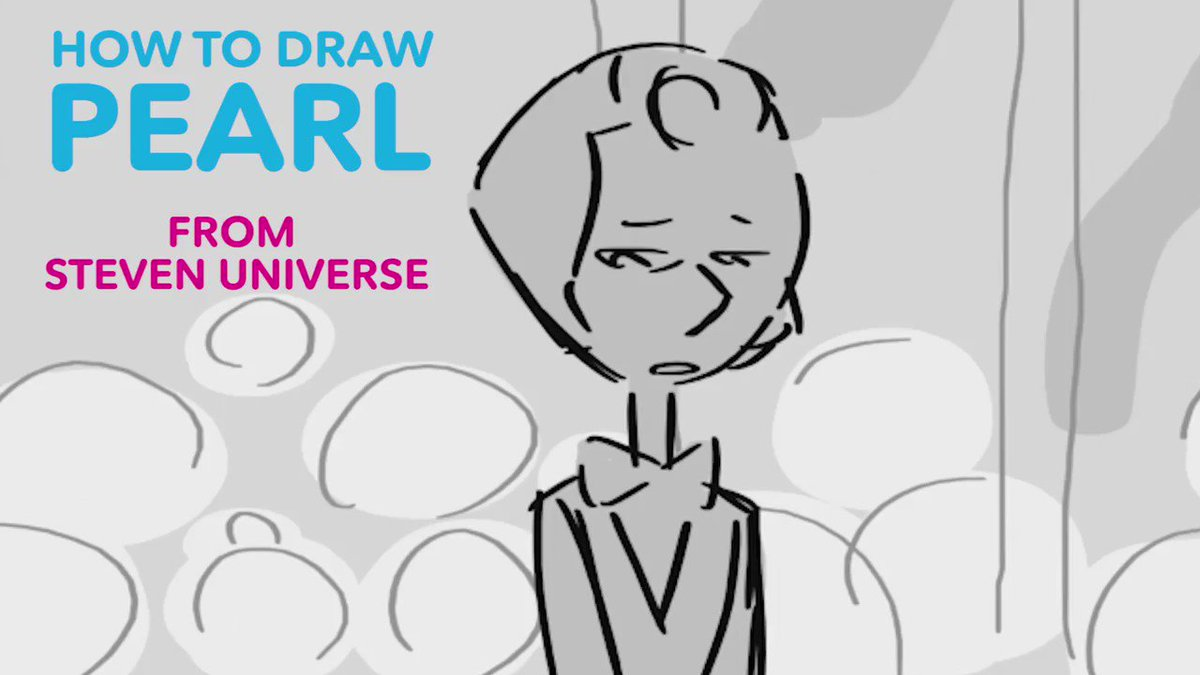 "True love is never over! Check out the animation process behind this beautiful scene with Pearl from ""Mr. Greg."" https://t.co/AiEtJkX5XO"