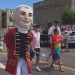 Lots of fun here in downtown Charlottetown #PEI #PRIDE https://t.co/1iHRScFtZ0