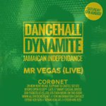 @Alicehasbipolar Mr Vegas Live @ Dancehall Dynamite  Sat 6th Aug  Coronet, Ldn  Tickets>https://t.co/Ah94tUOtgw https://t.co/r0SS0v7xeN