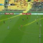 ¡Qué golazo! Tremenda volea de Cauteruccio para que #SanLorenzo le gane 2-0 a Unión de Sunchales. https://t.co/4FS0AL5IqL