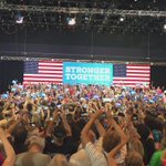 #MarkCuban just endorsed .@HillaryClinton for President in Pittsburgh, his hometown #DallasMavericks #SharkTank https://t.co/NqLTNCk4q3